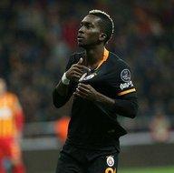 Sosyal medyanın Kayserispor - Galatasaray maçına tepkisi