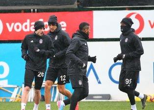 Beşiktaş üç peşinde
