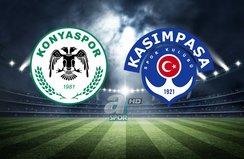 CANLI | Konyaspor - Kasımpaşa