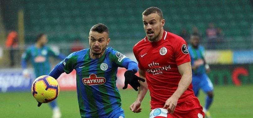 Fernando Boldrin Çaykur Rizespor'a