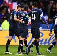 Fransa - Moldova maçında skandal karar! İşte o görüntüler...