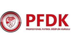 G.Saray, Trabzon ve Beşiktaş PFDKda