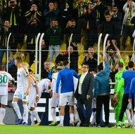 Alanyasporlu futbolcular Koray Şeneri unutmadı