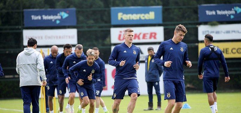 Fenerbahçe Aytemiz Alanyaspor maçı hazırlıklarını sürdürdü