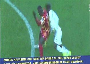 İşte Ali Koç'un isyan ettiği o pozisyonlar!