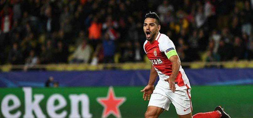 Radamel Falcao kadroya alındı! Galatasaray transfer haberleri
