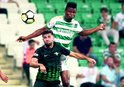 Nijeryalı Mikel Agu 1 ay oynayamayacak