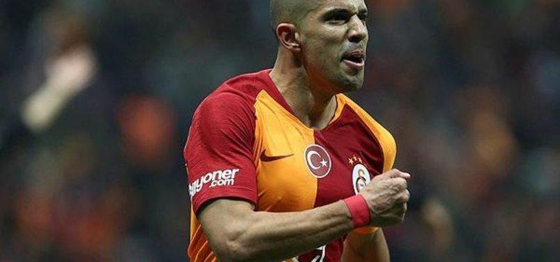 Feghouli sabırsızlıkla başakşehir maçını bekliyor
