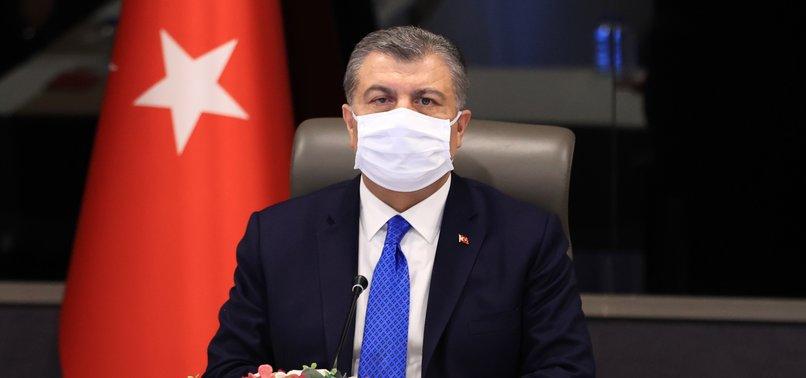 Son dakika: Türkiye'de corona virüsü rakamları kaç oldu? Sağlık Bakanı Fahrettin Koca açıkladı (Türkiye Günlük Koronavirüs Tablosu - 1 Kasım)