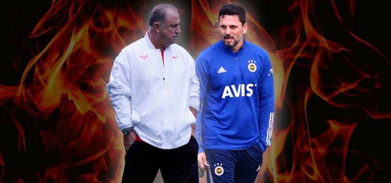 Galatasaray'dan Fenerbahçe'ye tarihi çalım! Transferi böyle duyurdular