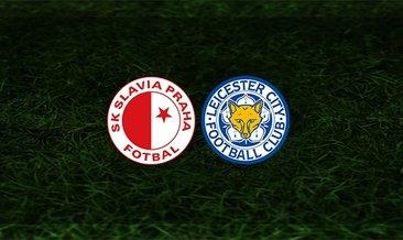 Slavia Prag - Leicester City maçı saat kaçta ve hangi kanalda?