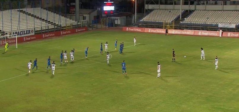 GOL   Fethiyespor 1-1 Nazilli Belediyespor