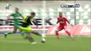 Y. Amasyaspor 0 - 1 A. Konyaspor