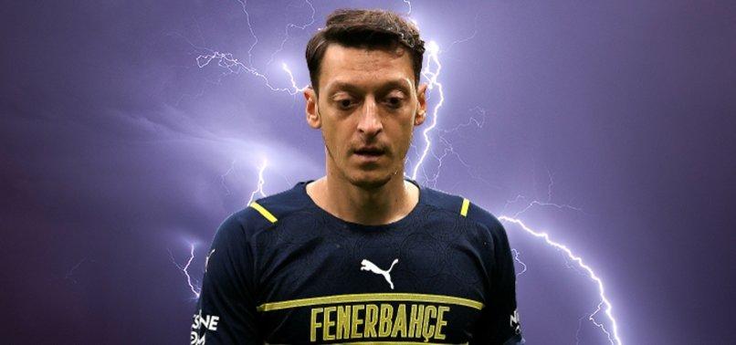 Usta isimden Mesut Özil için çarpıcı sözler! Bu hale siz getirdiniz