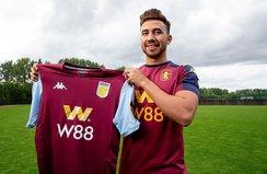 Aston Villa, Trezeguet'yi resmen açıkladı
