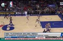 NBA yıldızından anlamlı mesaj