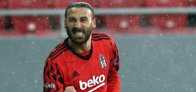 Beşiktaş'ta Cenk Tosun'dan haber var! Başakşehir maçında oynayacak mı?