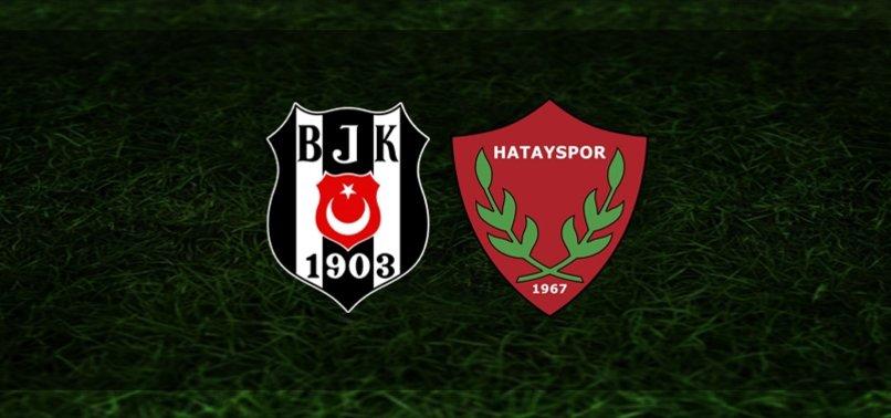Beşiktaş-Hatayspor   CANLI