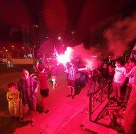 Son dakika spor haberi: Adana Demirspor şampiyon oldu Adana sokağa döküldü! İşte o görüntüler
