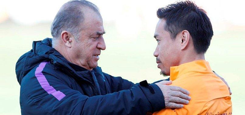 Galatasaray'da Nagatomo'dan iyi haber