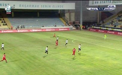 Bucaspor 1-2 Nazilli Belediyespor