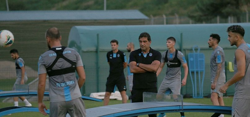 Trabzonspor'da Gençlerbirliği hazırlıkları başladı