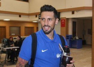 Trabzonspor özel maç için Katara gitti