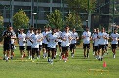 İşte Beşiktaş'ın Avusturya kampı kadrosu