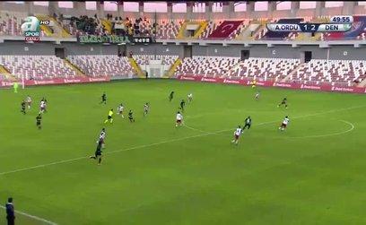 Altınordu 1-2 Denizlispor