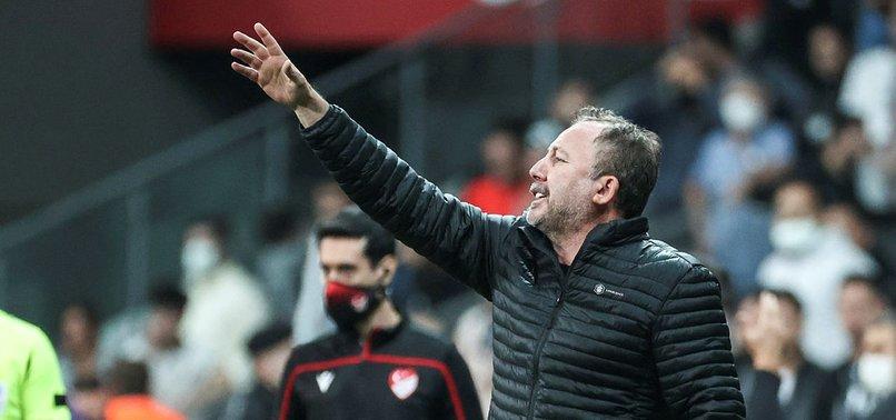 Beşiktaş Teknik Direktörü Sergen Yalçın Adana Demirspor maçı sonrası konuştu!