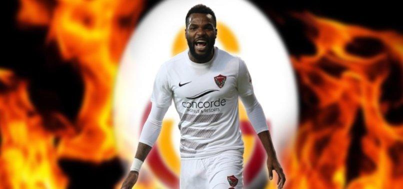 Boupendza Galatasaray'a mı transfer oluyor?