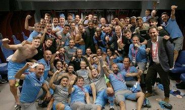 Trabzonspor'da olumsuz hava tersine döndü