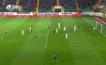 Akhisarspor 1-0 Ümraniyespor | Maç Özeti