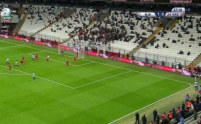 Beşiktaş 2-0 Anagold 24 Erzincanspor