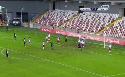 Altınordu 2-3 Denizlispor