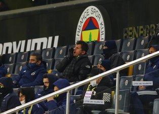 Fenerbahçe Göztepe maçında dikkat çeken anlar! Emre Belözoğlu ve Erol Bulut...