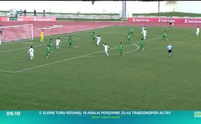GMG Kırklarelispor 2-1 Gaziantep FK | MAÇ ÖZETİ