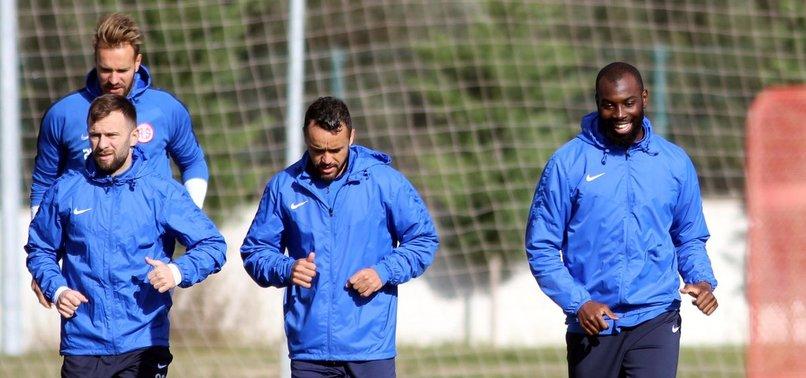 Antalyaspor'da Yeni Malatyaspor hazırlığı