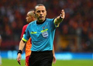 Galatasaray-Fenerbahçe derbisini kim yönetecek?