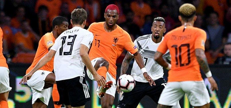 Almanya Hollanda'ya hafif geldi!