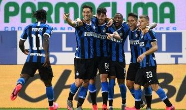 Inter son dakikalarda açıldı