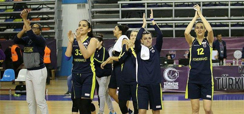 Fenerbahçe finalde BOTAŞ'ın rakibi oldu