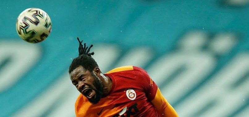 Galatasaray'da Luyindama takımı yaktı