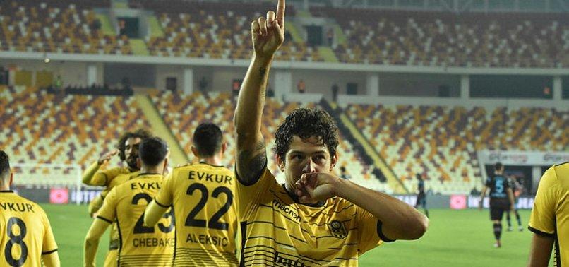 Yeni Malatyaspor'un hedefi deplasmanda 3 puan