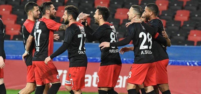 Gaziantep FK 3-0 Serik Belediyespor | MAÇ SONUCU (Ziraat Türkiye Kupası maç özeti izle)