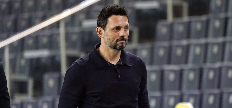 Fenerbahçe'de Erol Bulut resmen açıkladı! Samatta 3-4 hafta yok!