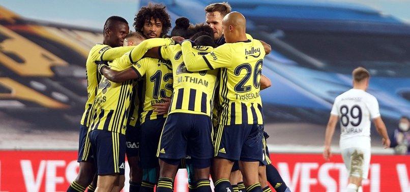 Fenerbahçe'den sağlık çalışanlarına jest! Seyirci...