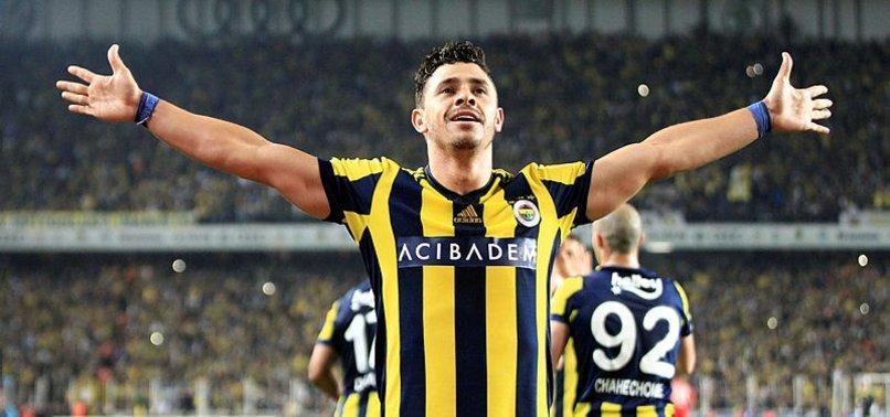 Giuliano Fenerbahçe'ye veda etti