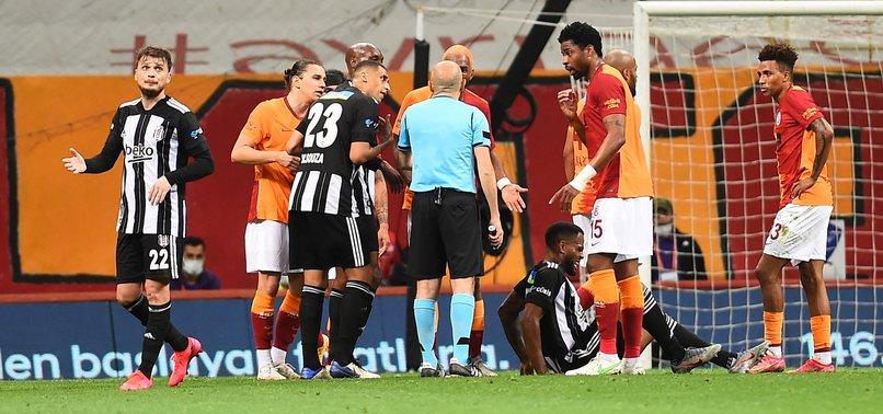 Beşiktaş'ın Galatasaray maçındaki sayılmayan golünde karar doğru mu? Usta isimler yorumladı