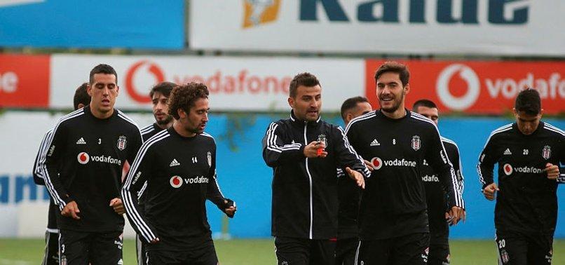 Beşiktaş'ta Ankaragücü mesaisi sürdü